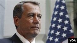 Prezidan Chanm nan John Boehner