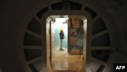 Ядерный реактор в Бушере