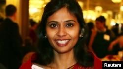 Devyani Khobragade, India's deputy consul general, , December 8, 2013. (Reuters/File)