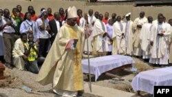 Похорон жертв атаки екстремістів з угруповання Боко Гарам у Нігерії