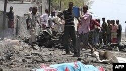 Від вибуху у столиці Сомалі загинуло троє осіб
