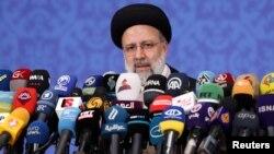 Ebrahim Raisi di Presskonferansê de