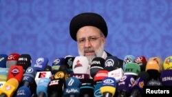 Ebrahim Raisi Presser