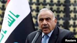 Премьер-министр Ирака Адель Абдул Махди