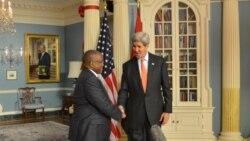 U.S. - Angola Dialogue