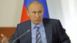 گزارش صدای آمريکا از اعتراضات در مسکو