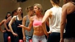 Thành ngữ Mỹ thông dụng: eat one's fill/hit the gym