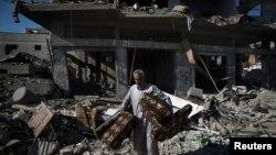 Razaranje u Gazi ogromnih srazmera