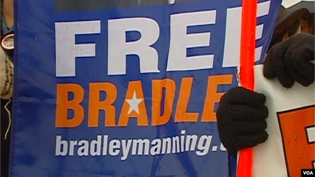 Manning Testifies in Wikileaks Pre-Trial Hearing