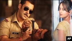 سلمان خان کی نئی فلم دبنگ پاکستان میں ریلیزہو گئ
