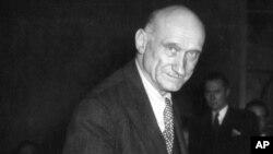 "Robert Schuman, ""otac"" Evropske Unije"