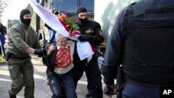 Hình ảnh cuộc biểu tình hôm 19/9.