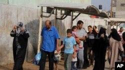 Các vụ đánh bom của Israel đã gây hư hại các nhà máy xử lý nước thải tại nhiều nơi, gây ra tình trạng ô nhiễm nước.