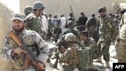 Avganistanske bezbednosne snage u stanju pripravnosti nakon napada Talibana na vladinu delegaciju