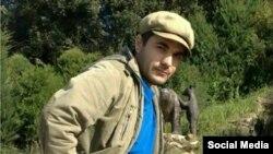 سیامک میرزایی، فعال ترک زندانی