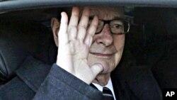 فرانس کےسابق صدر ژاک شراک