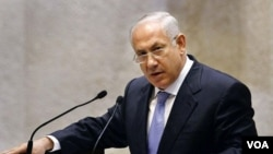 اسرائیل کے وزیر اعظم بنجمن نتن یاہو