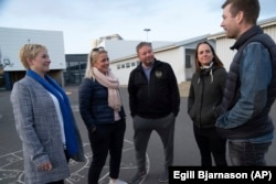 """""""Parent Patrol"""" in Reykjavik, Iceland. They check out youth gathering places to reduce teen drinking."""