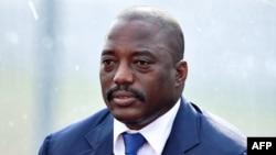 FILE - Democratic Republic of the Congo's President Joseph Kabila, Feb. 3, 2015 .