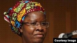 AU Goodwill Ambassador for Early Child Marriages Nyaradzayi Gumbodzvanda Addresses Human Trafficking