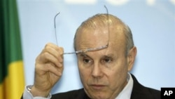 Brazil's Finance Minister Guido Mantega (file photo)