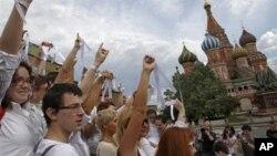 Москва, акция протеста 27 мая 2012 года