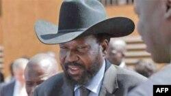 Tổng thống Nam Sudan Salva Kiir nói hai miền Nam, Bắc Sudan nên xây dựng bang giao vững mạnh