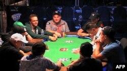 Takmičari na ovogodišnjem šampionatu u pokeru u Las Vegasu