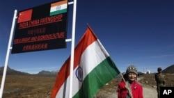 هند و چین ۳۵۰۰ کیلومتر مرز مشترک دارد