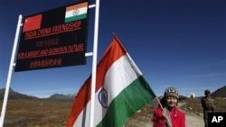د چین د بهرنیو چارو وزارت هند هڅولی چې له سرحدي سیمو خپل ځواکونه وباسي