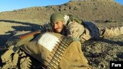 روحالله قربانی از کشتههای سپاه در عملیات موسوم به محرم