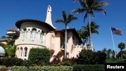 Mar-a-Lago el club privado del presidente de EE.UU. Donald Trump en Palm Beach, Florida. Foto de marzo 22 de 2019.