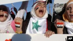 ဆီးရီးယားအေရး တ႐ုတ္နဲ႔ ႐ုရွား ဗီတိုသံုး ပယ္ခ်