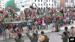 利比亚起义推翻长期执政的卡扎菲