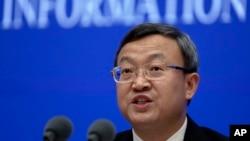 Mataimakin ministan ma'aikatar kasuwancin China, Wang Shouwen