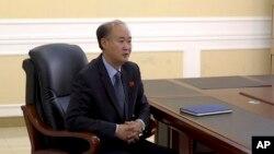 پنگ کوانگ هیوک، مقام ارشد وزارت امور خارجه کره شمالی