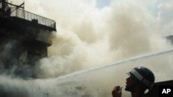 اسرائیل: رہائشی عمارت میں آتش زدگی، 4 افراد ہلاک