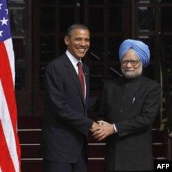 Predsednik SAD i premijer Indije