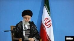伊朗最高领袖哈梅内伊(资料照片)