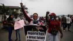 Les manifestations contre les violences policières se sont poursuivies lundi