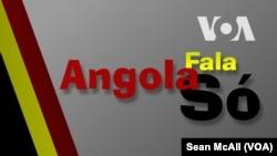 """20 Nov 2015 AFS - João Paulo Ganga: """"Sociedade angolana está amordaçada"""""""