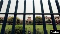 La Cour suprême indienne, à Delhi, le 29 juin 2016.