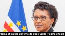 Joana Rosa, ministra da Justiça de Cabo Verde