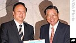 南京市委书记--达赖喇嘛访台后第一位来台的中国官员