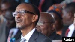 Le président Paul Kagame du Rwanda, 5 novembre 2015.