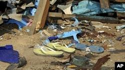 7月3号尼日利亚东北部迈杜古里市一家酒吧被炸