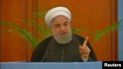 Hasan Rohani, Predsjednik Irana