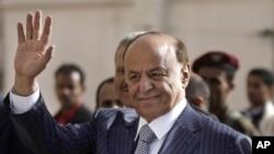 Mantan Presiden Yaman Abed Rabbo Mansour Hadi (foto: dok).