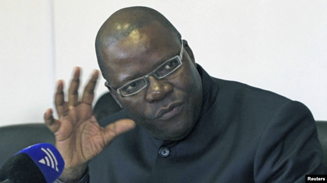 Zimbabwe Finance Minister Says No Money for Polls