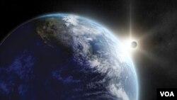 La sombra lunar pasará por el Pacífico Sur, oscureciendo los cielos del sur de Chile y Argentina.